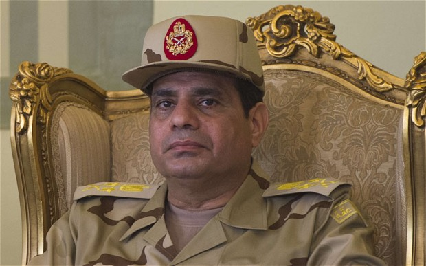 Egypt's Al-Sisi Poised to Win Presidential Election
