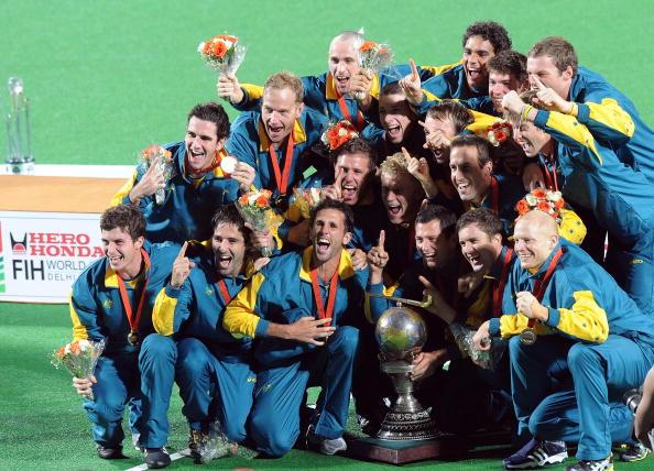Australia World Champions 2010