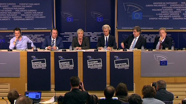 Eurosceptic Parties Confident They Will Form Group