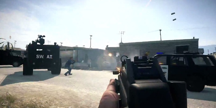 Battlefield: Hardline Leaked Trailer Reveals Multiplayer Modes, New Gadgets, Bank Heists and More