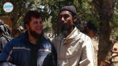 US Jihadist Abu Hurayra al-Amriki First American Suicide Bomber Syria
