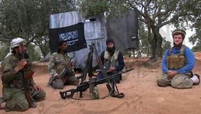 US Jihadist Abu Hurayra al-Amriki First American Suicide Bomber Syria al-Nusra