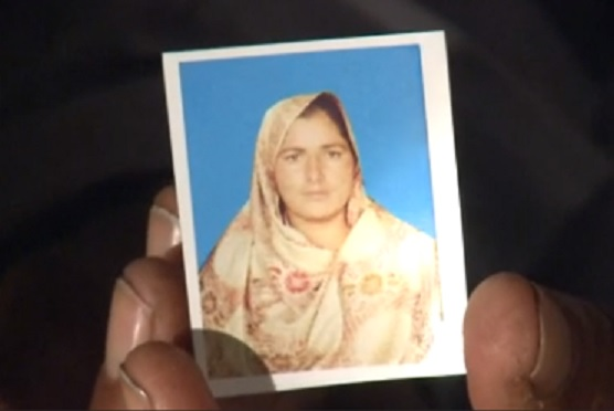Farzana Parveen, who was stoned to death in Pakistan's latest so-called 'honour killing'