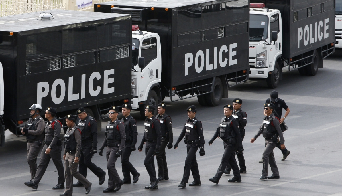 Thai Army to Intensify Security against Protesters