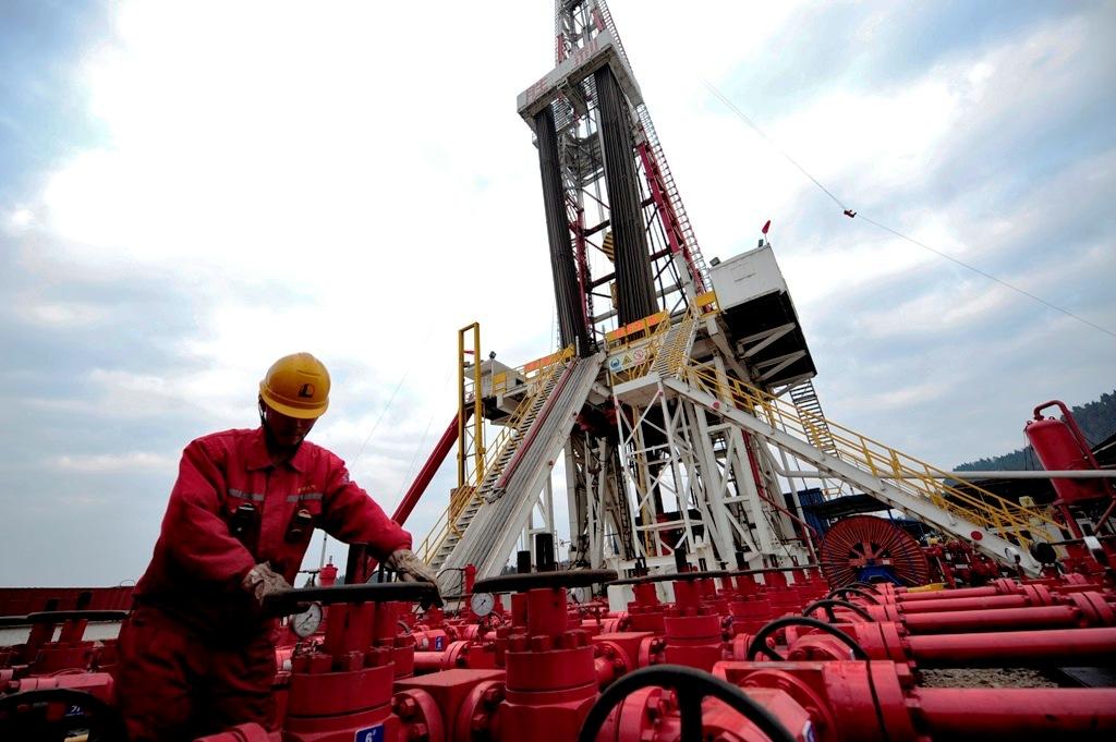 Sinopec Natural Gas Appraisal Well China