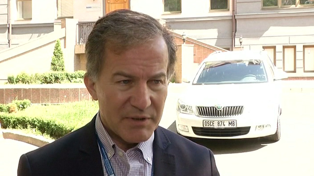 Negotiations Underway To Free OSCE Group