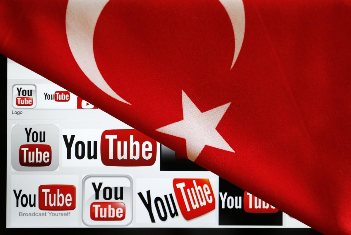 Turkey Top Court Orders End Erdogan YouTube Ban