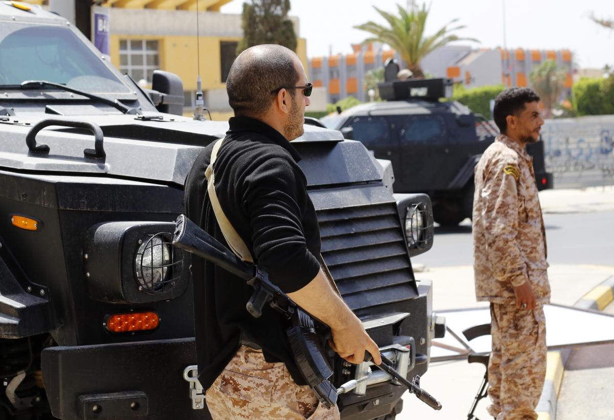 Libya insecurity