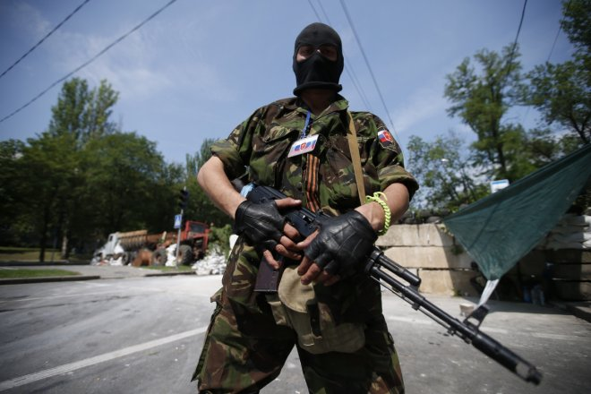 Ukraine crisis and violence in eastern cities