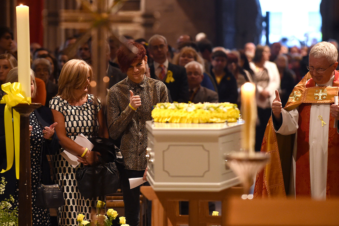 stephen sutton funeral