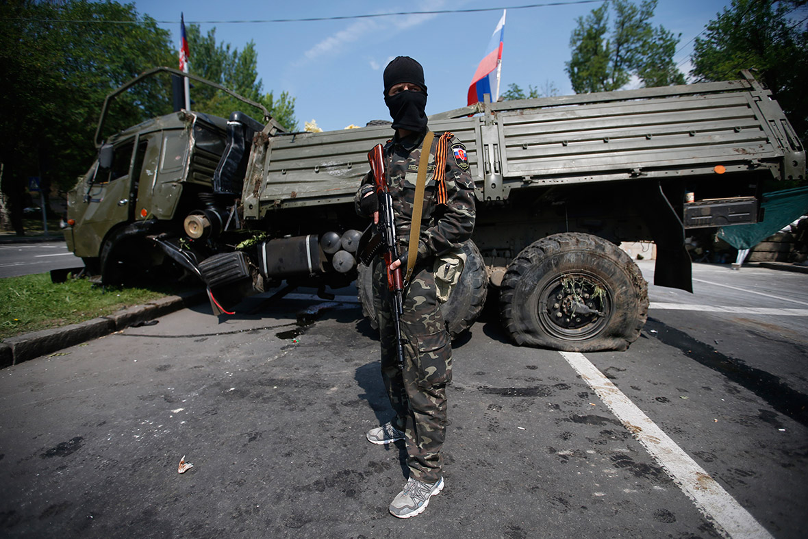 ukraine truck