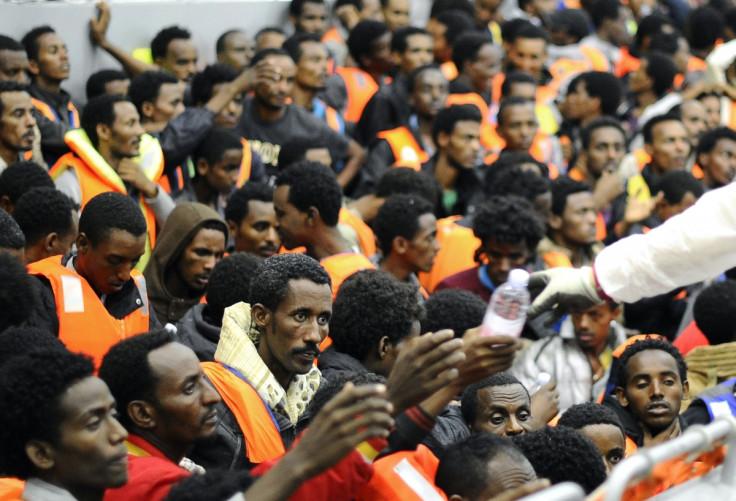 Africa Italy Migrants