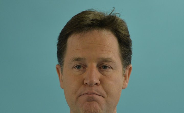 Nigel Clegg