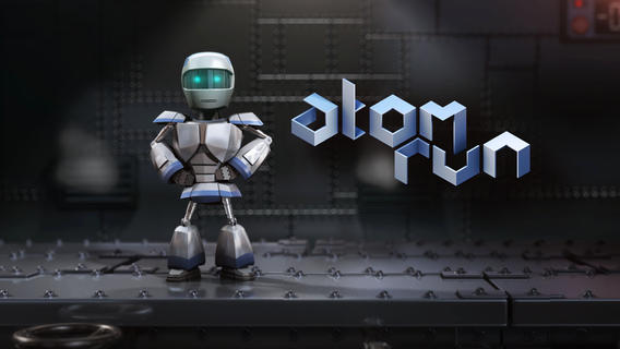Atom Run iOS Game