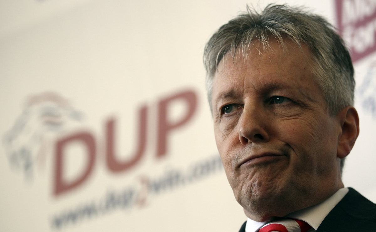 Peter Robinson issued apology in secret to Muslims for saying he did not trust Islam