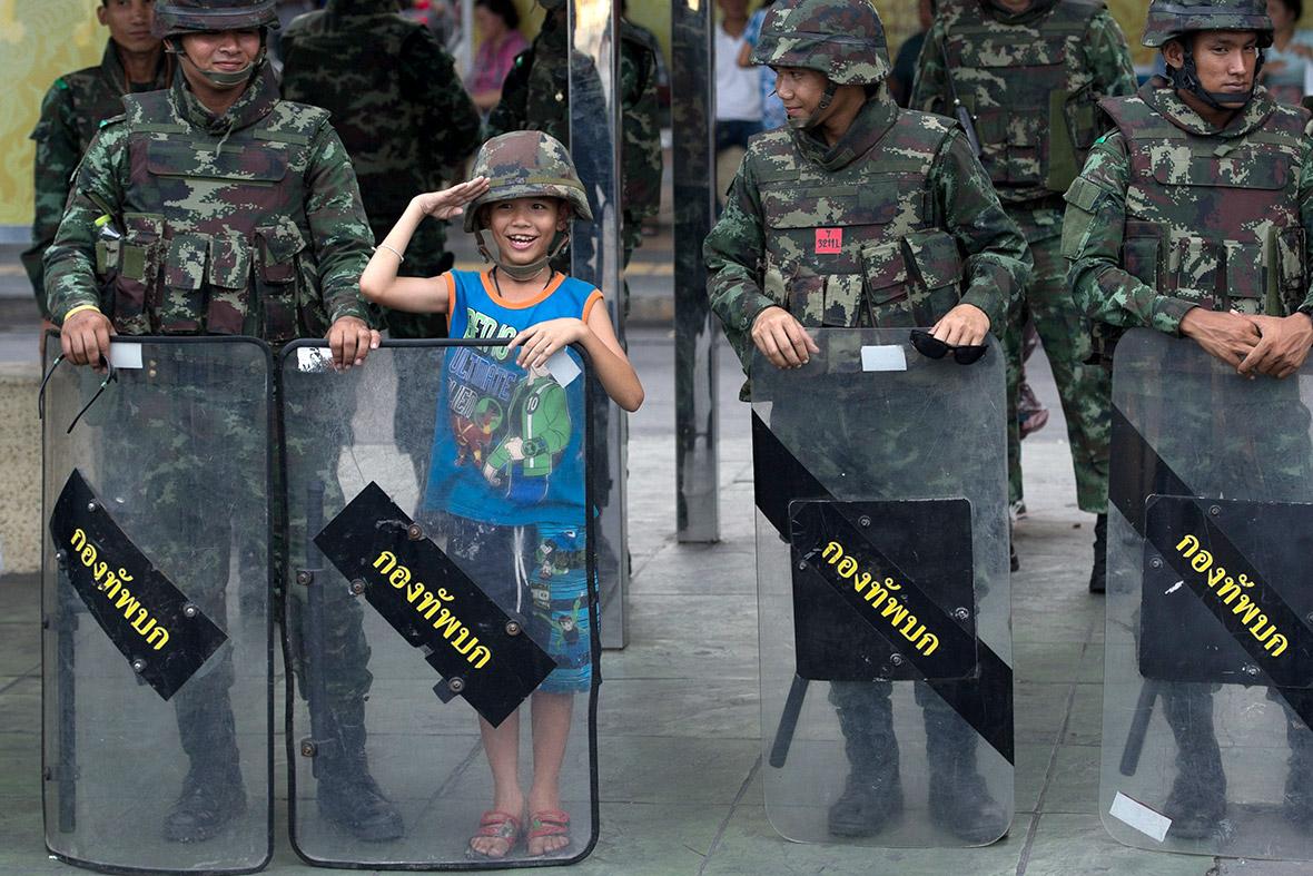 thailand coup boy