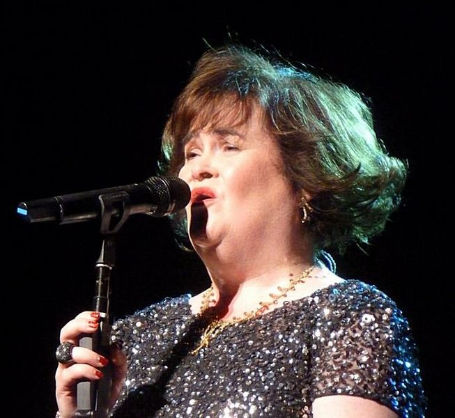 susan boyle first ever us tour full list of dates. Black Bedroom Furniture Sets. Home Design Ideas
