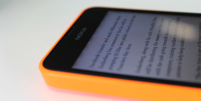 Lumia 830 Leaks With 'Nokia by Microsoft' Branding