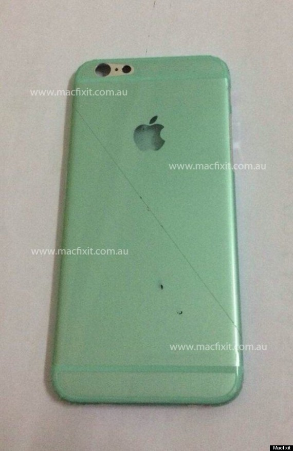 iphone 6 leaked case