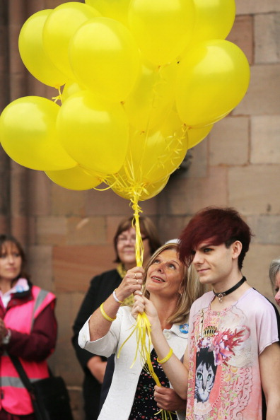 Stephen Sutton's Memorial