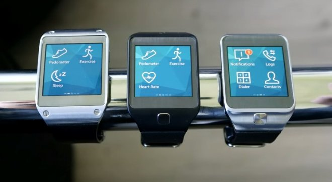 Samsung Pushes Out Tizen for Galaxy Gear SM-V700 [How to