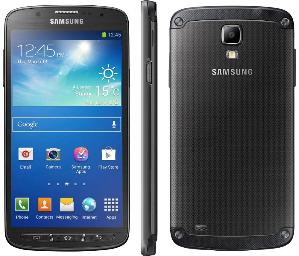 Galaxy S4 Active Receives Android 4.4.2 I9295XXUCNE4 ...
