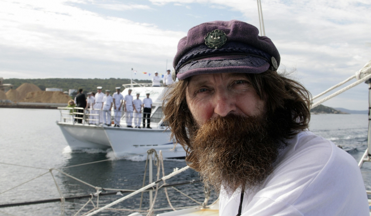 Russian priest Fedor Konyukhov has completed his incredible solo voyage across the Pacific ocean