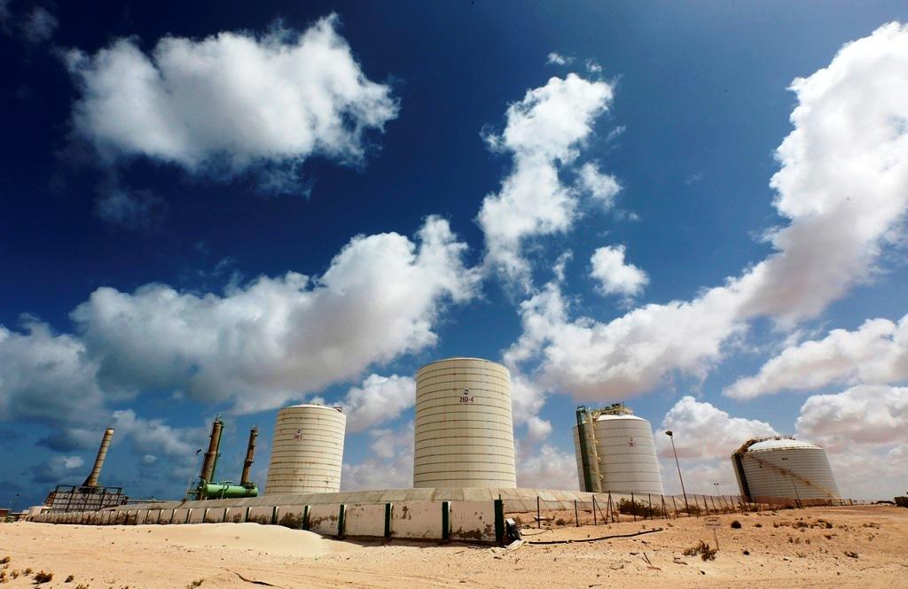 Zueitina Oil Terminal Libya