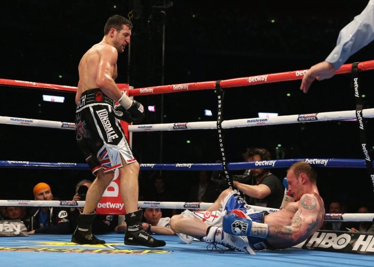 Carl Froch v George Groves
