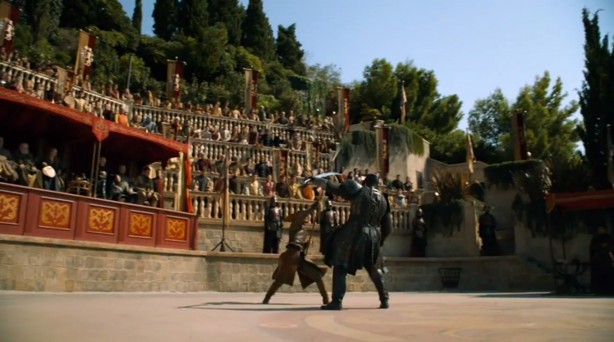 Game of Thrones Season 4 'The Mountain and the Viper'