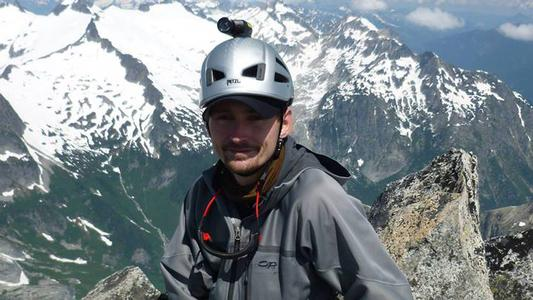 Mark Mahaney, one of the climbers feared dead at Mount Rainier