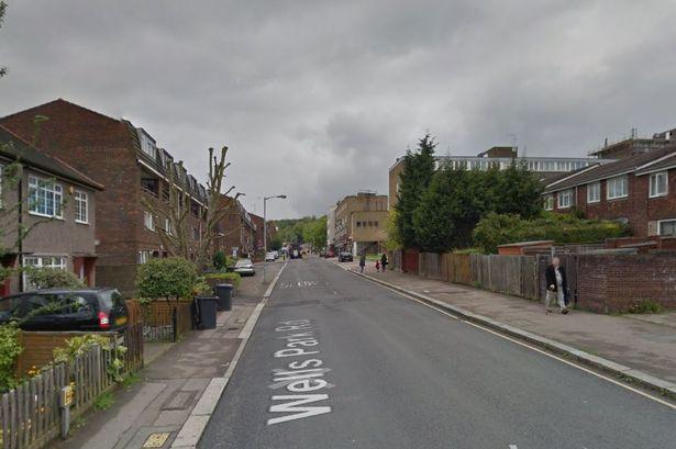 Wells Park Road, Sydenham.