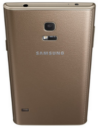 Samsung Galaxy Z Tizen Smartphone Launched