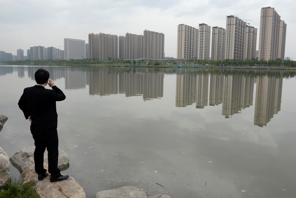 China's Property Market is Cooling Off