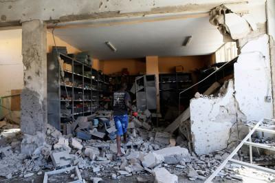libya bombed