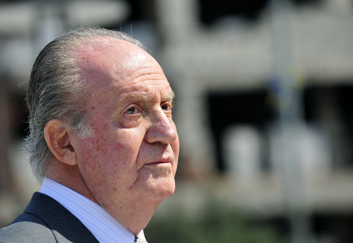 Spanish King Juan Carlos Abdicates