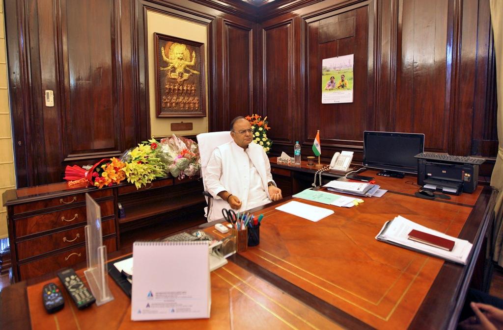 Arun Jaitley India
