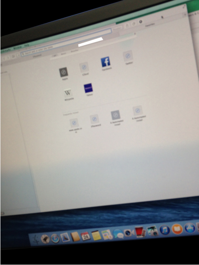 Mac OS X 10.10 Yosemite Leaked Screenshots