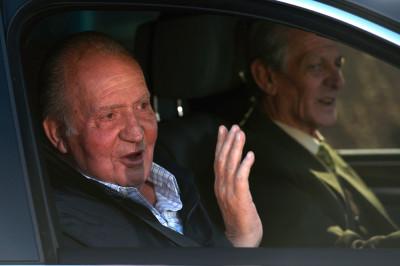 King Juan Carlos I of Spain hospital