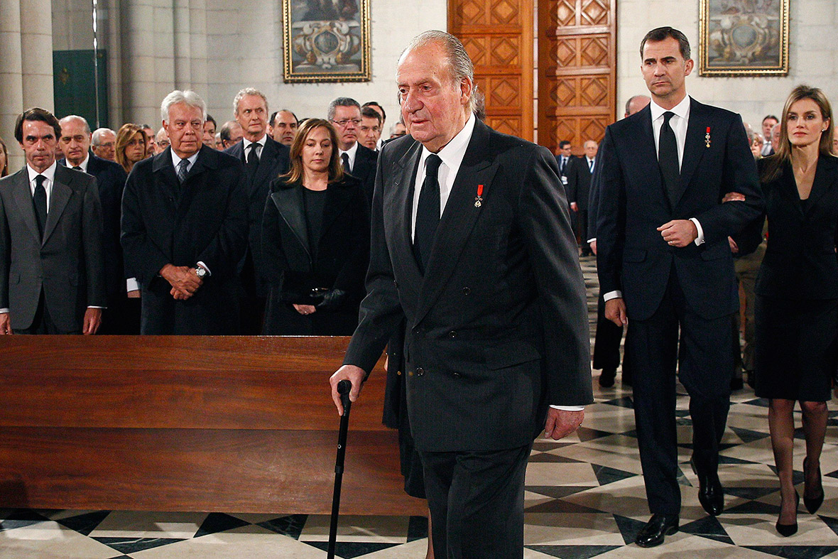 King Juan Carlos I of Spain suarex