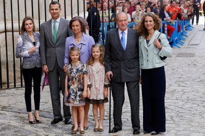 King Juan Carlos I of Spain