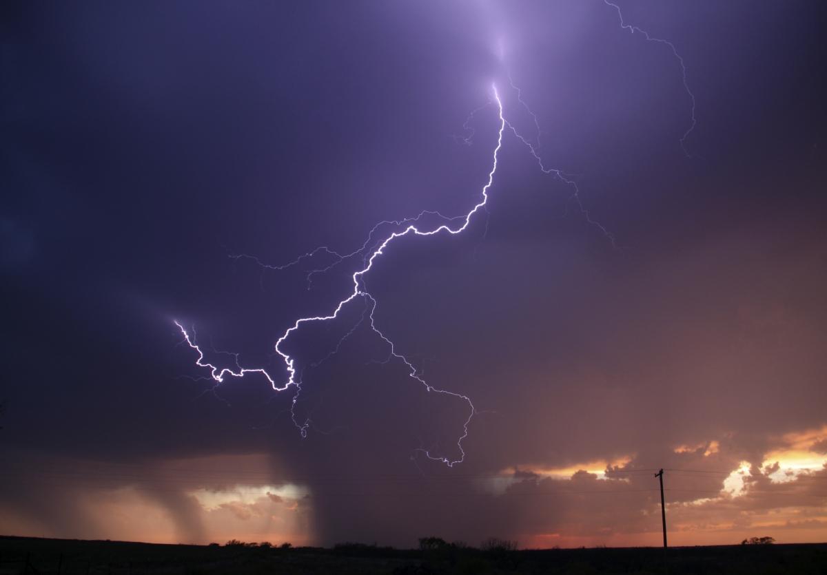 India: Lightning Kills 13 in West Bengal