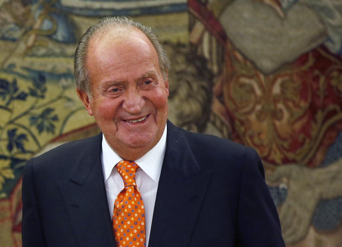 Spain's King Juan Carlos abdicates