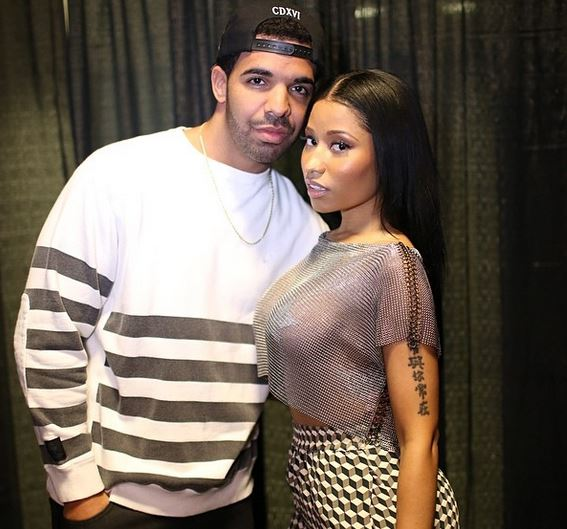 Nicki Minaj revealed Drake is her ideal man.