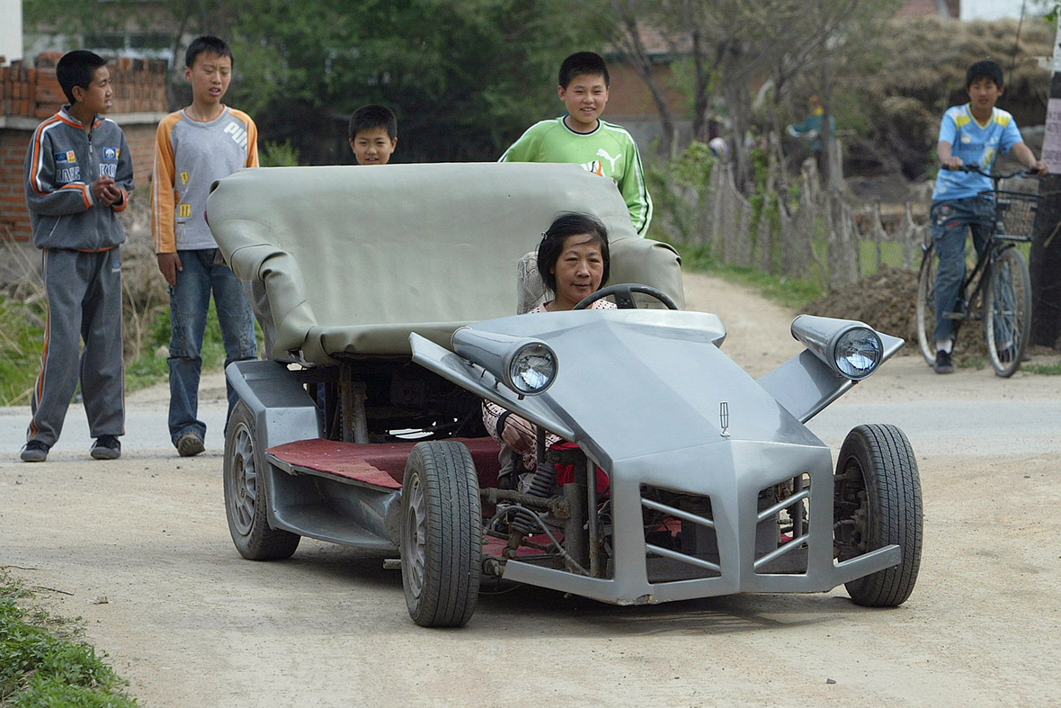 Real amateurs homemade cars