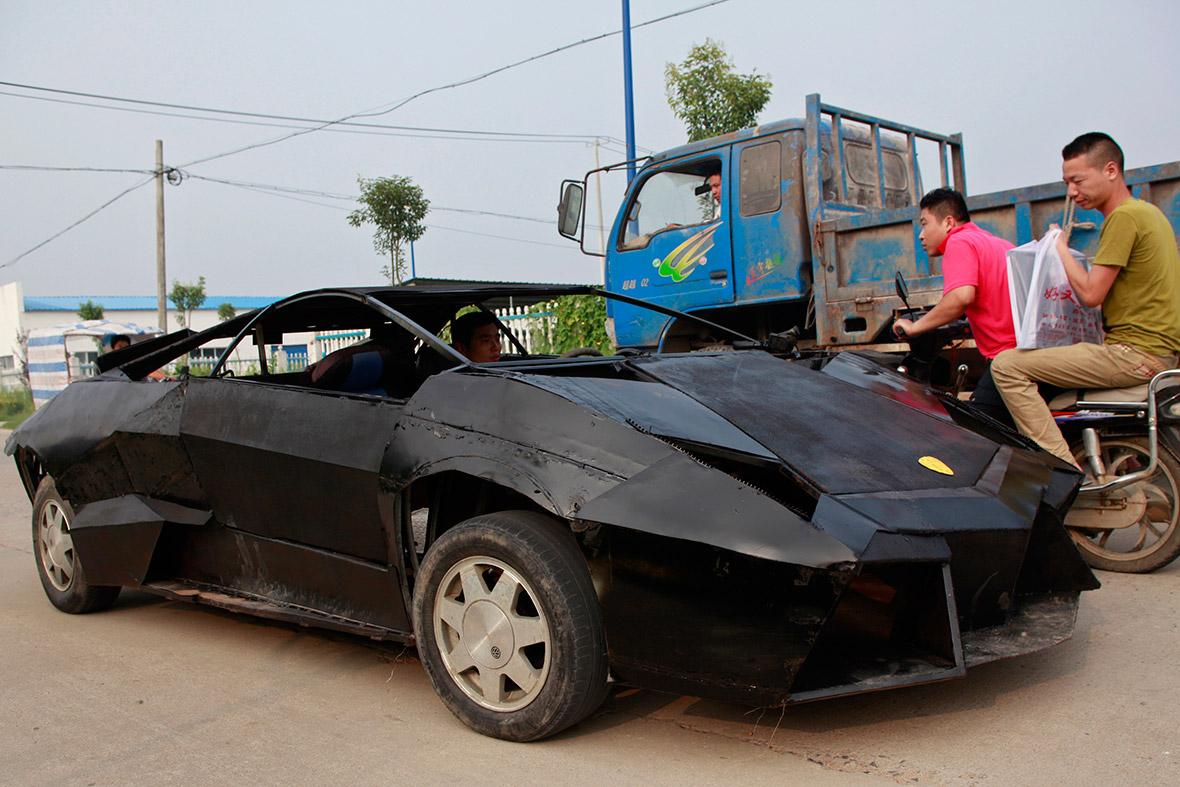... Reuters Homemade Cars Lamborghini