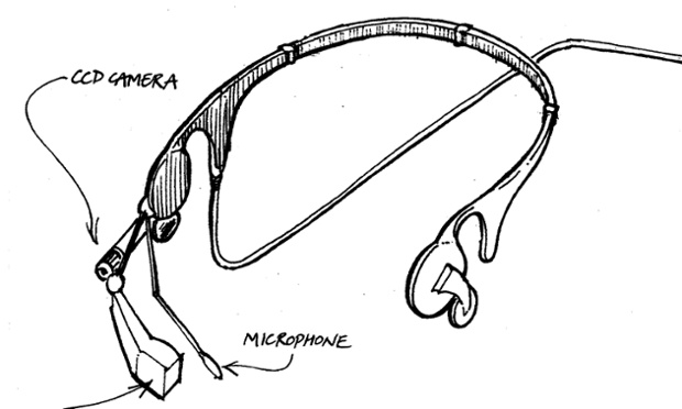 Dyson Google Glass