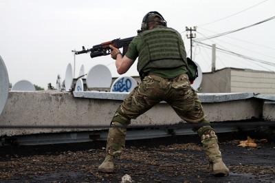 ukraine shooting roof