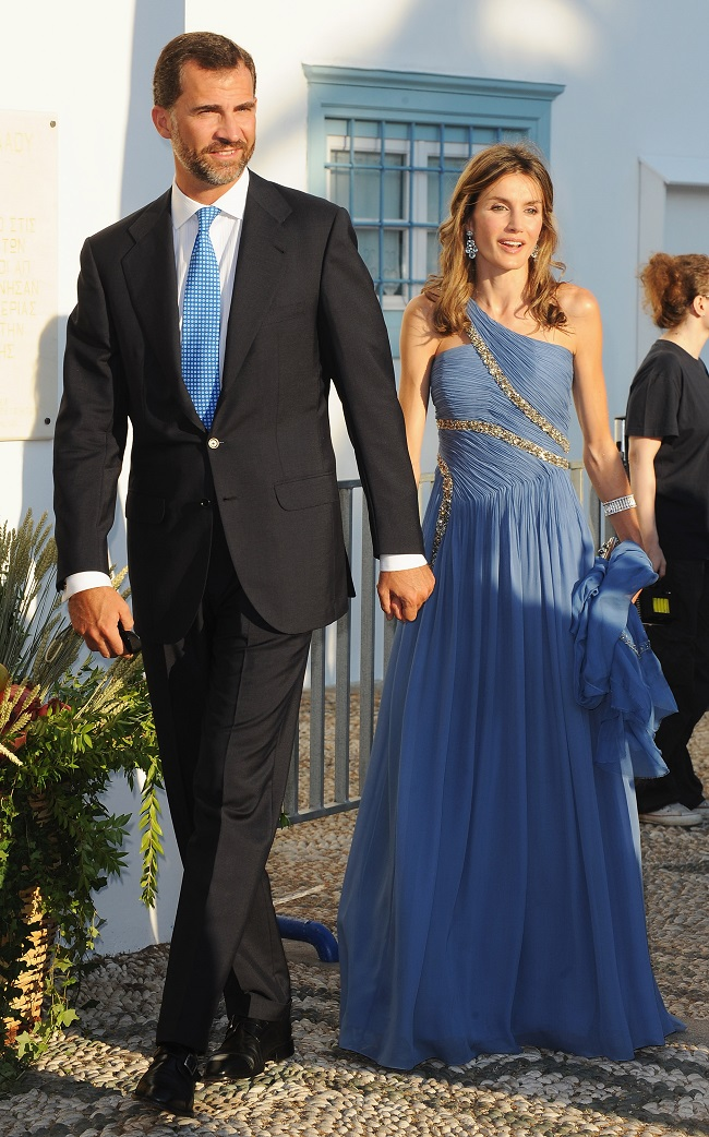 Prince and Princess of Asturias