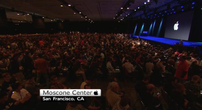 Apple WWDC Keynote